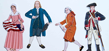 Famous Figures of the American Revolution Review by Mama Smiles