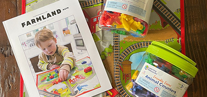 Farmland Math Review by Momz in the Know