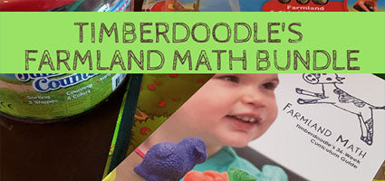 Farmland Math Review by Just a Secular Homeschooler