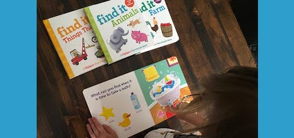 Find It Series Review by One Luckey Wife