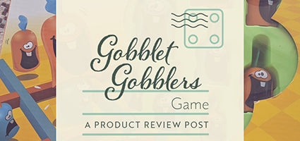 Gobblet Gobblers Review by Roads to Everywhere