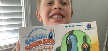 Gobblet Gobblers Review by Mommy Octopus