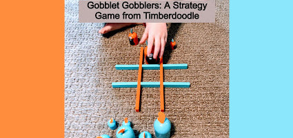 Gobblet Gobblers Review by The Youth Pastor's Wife