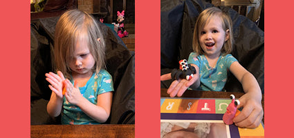 Hey Clay Bugs Review by One Luckey Wife