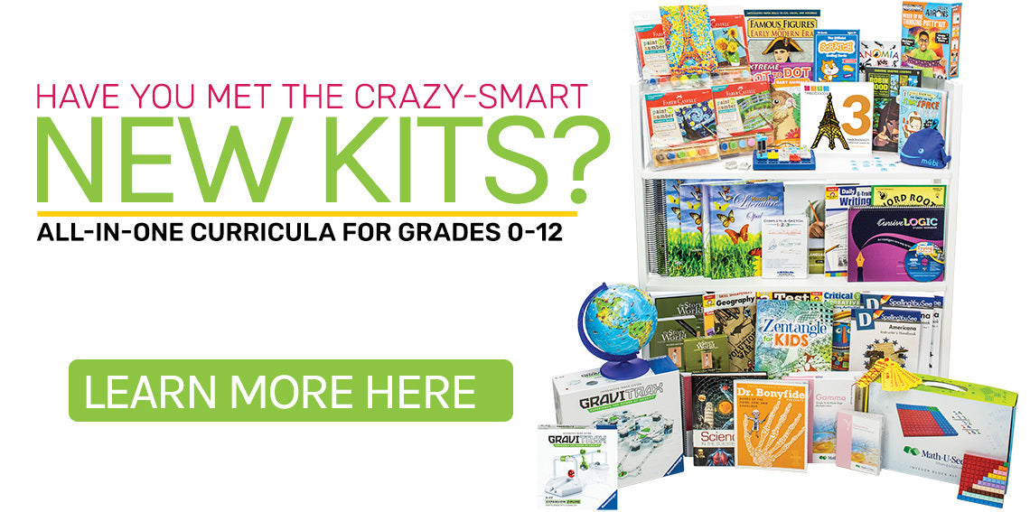 Have you seen our curriculum kits?