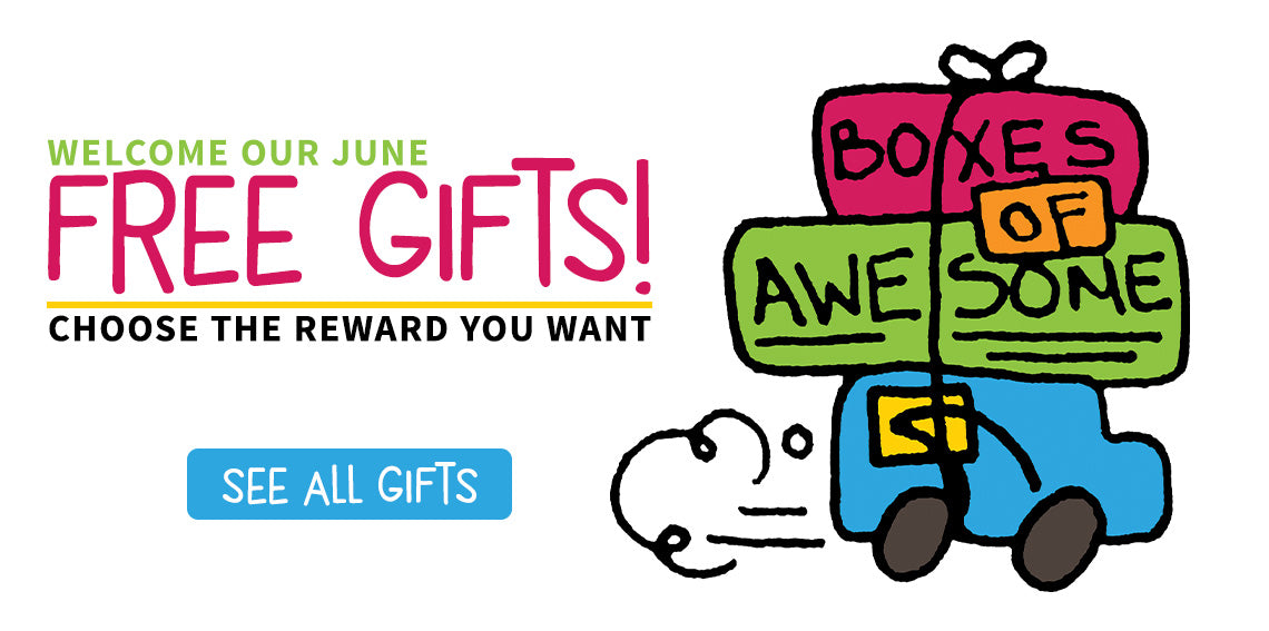 June 2019 Freebies