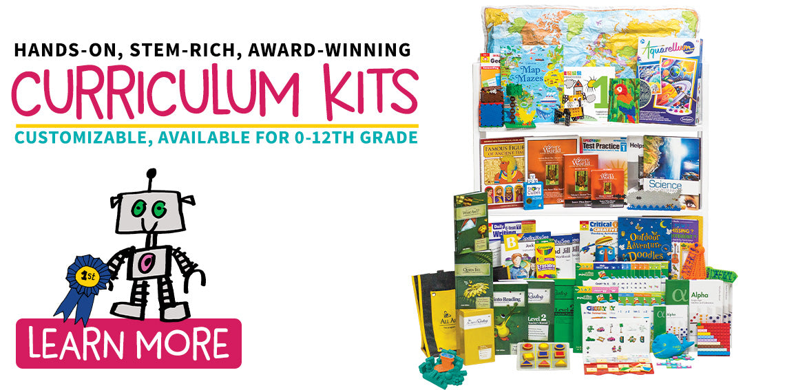 2019 Curriculum Kits