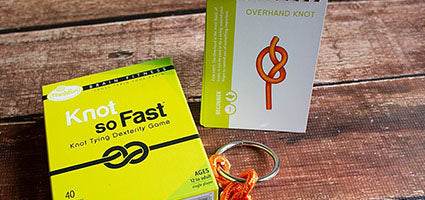 Knot So Fast Review by Little Earthling