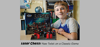 Laser Chess Review by Zephyr Hill Blog
