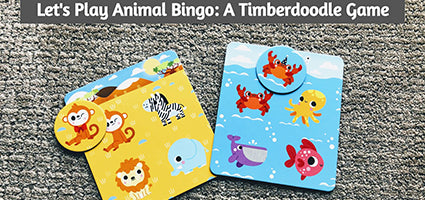 Animal Bingo Review by The Youth Pastor's Wife