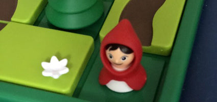 Little Red Riding Hood Review by Cosmic Montessori School