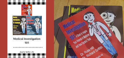 Medical Investigation 101 Review by Joyful  Wife Life