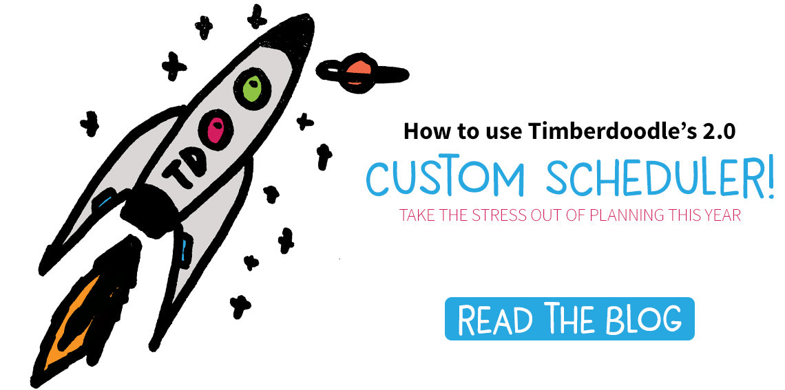 How to use Timberdoodle's 2.0 Custom Scheduler!