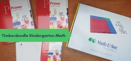 Math-U-See Primer Review by Laura Noelle