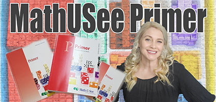 Math-U-See Primer Review by Making Everyday Magic