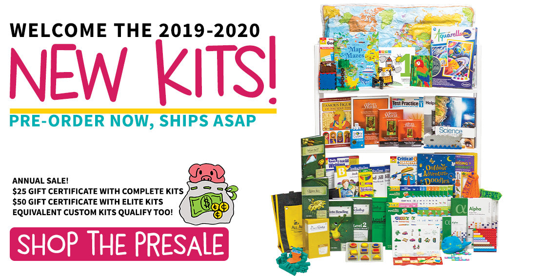 2019 Kits Presale going on now!