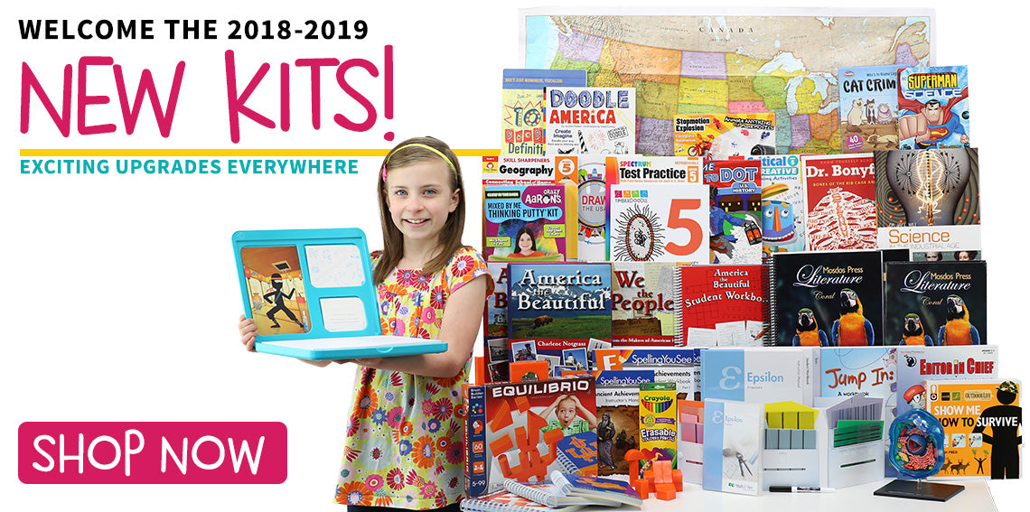 Shop 2018 Curriculum Kits