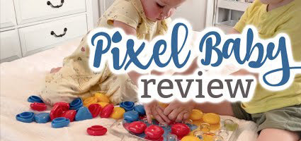 Pixel Baby Review by Coulter Coop