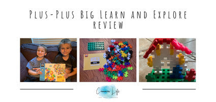 Plus-Plus Big Learn and Explore Review by Cummins Life