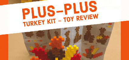 Plus-Plus Turkey Review by Jump Into Genius