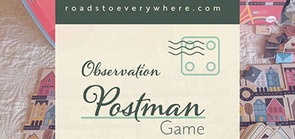 Postman Observation Game Review by Roads to Everywhere