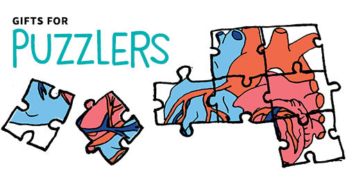 Gifts For Puzzlers