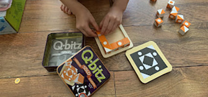 Q-bitz Solo Review Review by One Luckey Wife