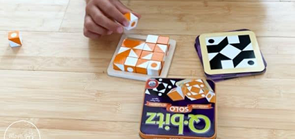 Q-bitz Solo Review Review by Mombrite