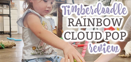 Rainbow Cloud Pop by Coulter Coop