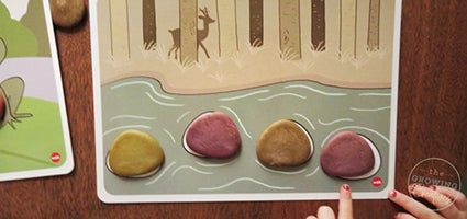 Earth Tones Junior Rainbow Pebbles Review by The Growing Creatives