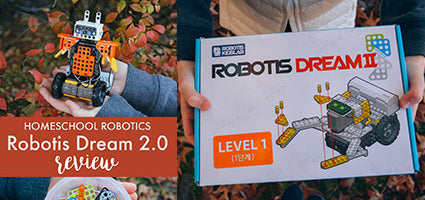 Robotis 2.0 Level 1 Review by Oaxacaborn
