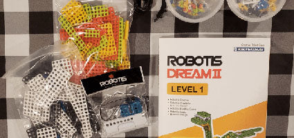Robotis 2.0 Level 1 Review by Homework and Horseplay