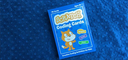 Scratch Coding Cards Review by Project Happy Home