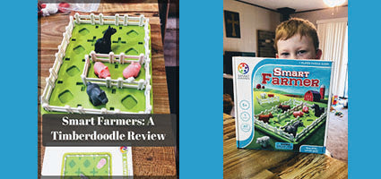 Smart Farmer Review by The Youth Pastor's Wife