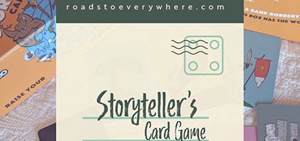 Storyteller's Card Game Review by Roads to Everywhere
