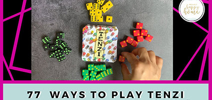 Tenzi Card Deck Review by Project Happy Home