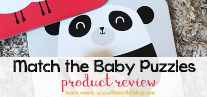 Match the Baby Review by The Art Kit