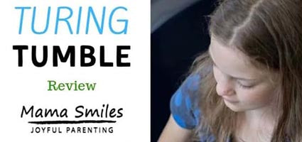 Turing Tumble Review by Mama Smiles