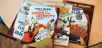 Wile E. Coyote Physical Science Genius Review by Infinite Focus