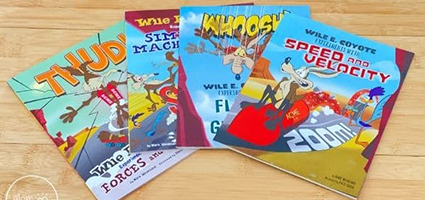 Wile E. Coyote Physical Science Genius Review by Mombrite