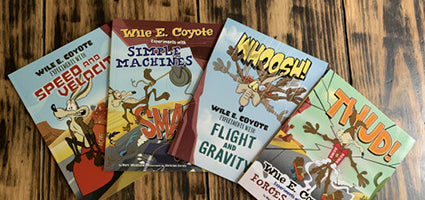 Wile E. Coyote Physical Science Genius Review by Wait 'Til Your Father Gets Home