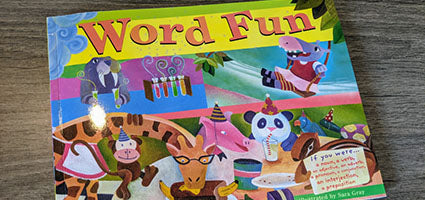 Word Fun Review by Anyday Blessings