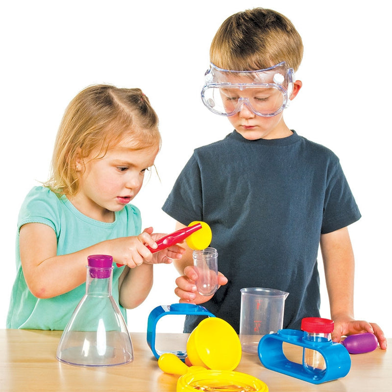 science primary learning resources lab kit