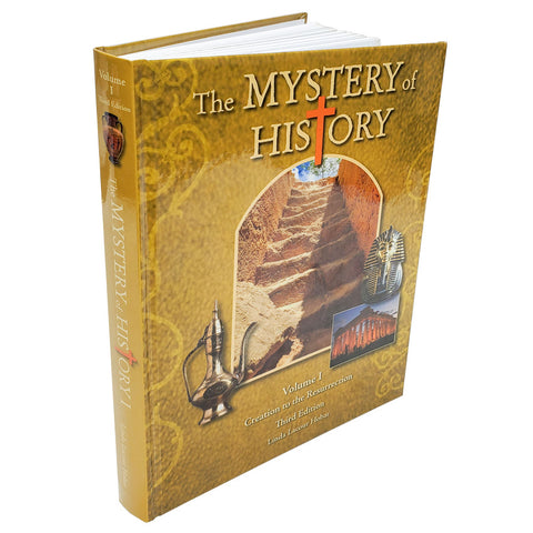 The Mystery of History Volume 1 Student Reader 3rd Edition
