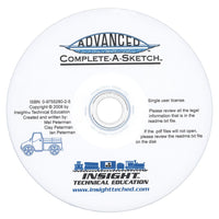 Complete-A-Sketch Advanced CD