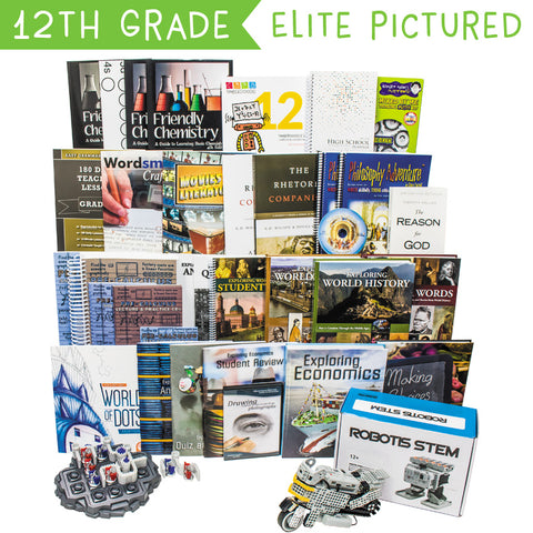 Twelfth Grade Curriculum Kit Customizer (Overflow)