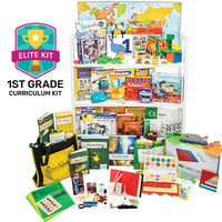 2020 First-Grade Curriculum Kit