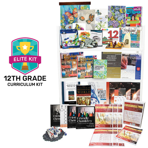Nonreligious 2020 Twelfth-Grade Curriculum Kit