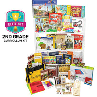 2020 Second-Grade Curriculum Kit