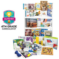 Nonreligious 2020 Fourth-Grade Curriculum Kit